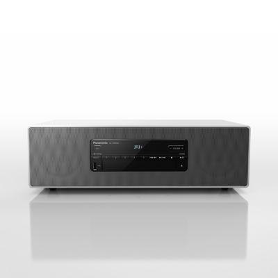 Chaîne HiFi Panasonic SC-DM502E-W Blanc