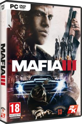 Jeu PC Take 2 Mafia 3