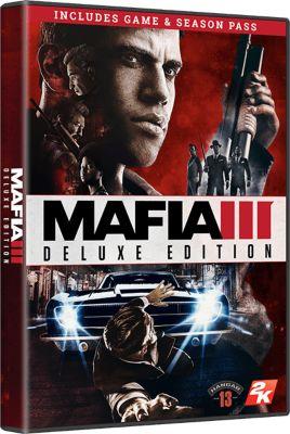 Jeu PC Take 2 Mafia 3 + Season Pass