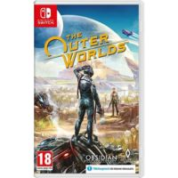 Jeu Switch TAKE 2 The Outer Worlds (code en boite)