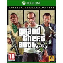 Jeu Xbox One ROCKSTAR GAMES GTA V Edition Premium