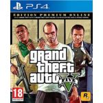 Jeu PS4 ROCKSTAR GAMES GTA V Edition Pre