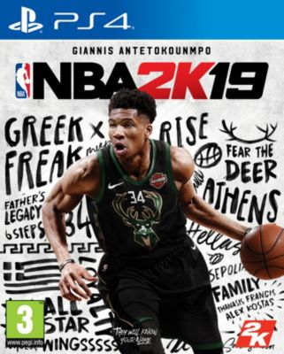 Jeu Ps4 take 2 nba 2k19