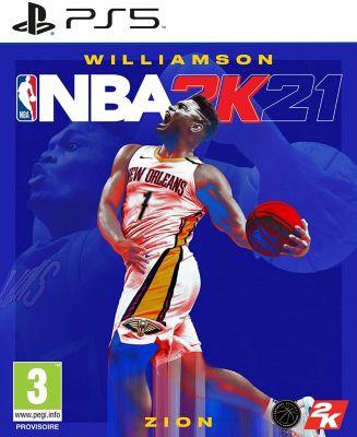 Jeu PS5 Take 2 NBA 2K21 STANDARD