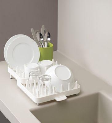 Egouttoir Joseph joseph connect ajustable 3 pièces - blanc