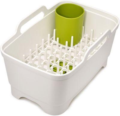 Bassine À vaisselle joseph joseph à vaisselle wash&drain plus blanc/vert