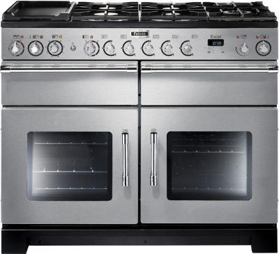 piano de cuisson falcon excel110 inox chrome boulanger. Black Bedroom Furniture Sets. Home Design Ideas