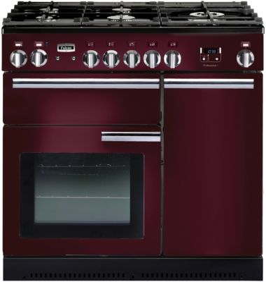 piano de cuisson falcon prof 90 mixt rouge chrome boulanger. Black Bedroom Furniture Sets. Home Design Ideas