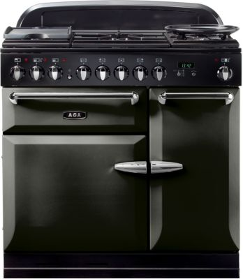 Piano de cuisson induction aga masterchef 90 induction anthracite