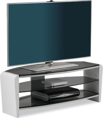 alphason francium 3 tag res noir blanc 1100 meuble tv. Black Bedroom Furniture Sets. Home Design Ideas