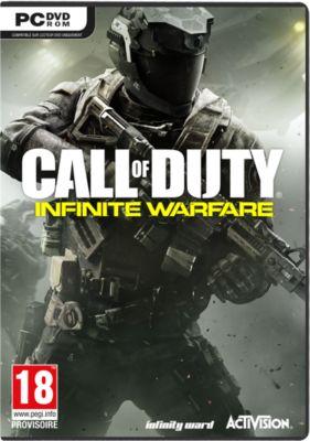 Jeu Pc activision call of duty infinite warfare