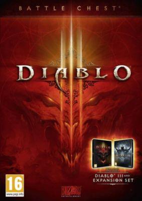 Jeu PC Activision Battlechest Diablo III