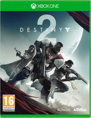 Jeu Xbox one activision destiny 2