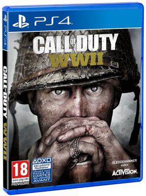 Jeux ps4 activision call of duty world war ii boulanger - Ps4 pro boulanger ...