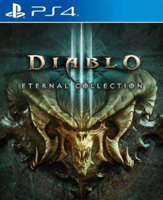 Jeu PS4 Blizzard Diablo 3 Eternal Collection