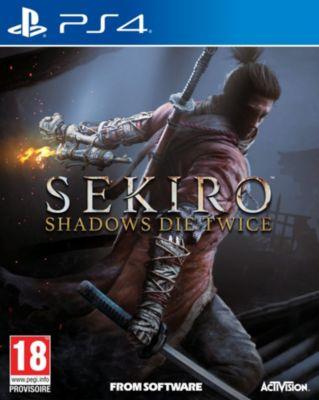 Jeu Ps4 activision sekiro shadows die twice