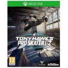 Jeu Xbox One ACTIVISION Tony Hawk's Pro Skater 1+2