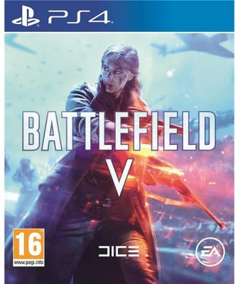 Jeu Ps4 electronic arts battlefield v