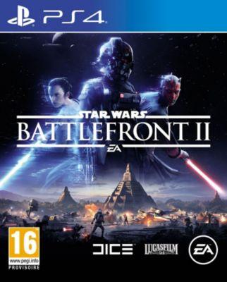Jeu Ps4 electronic arts star wars battlefront ii