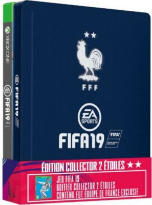 FIFA 19 Edition Collector 2 �toiles Xbox One