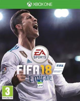 Jeu Xbox one electronic arts fifa 18