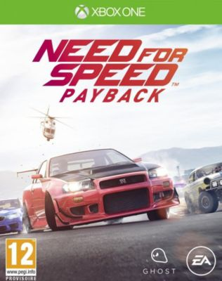 Jeu Xbox one electronic arts need for speed payback