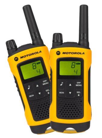 Talkie walkie MOTOROLA T80 EXTREME