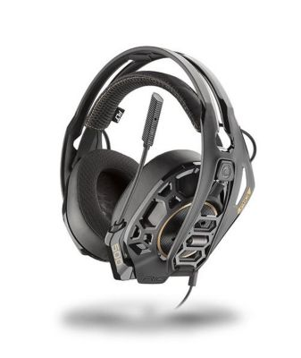 Casque Gamer plantronics rig 500 pro e noir