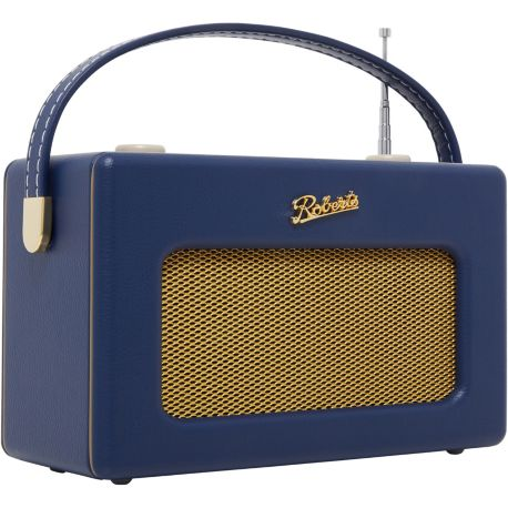 Radio ROBERTS Revival iStream3 bleu minuit