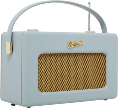 Radio numérique Roberts Revival iStream3 bleu ciel