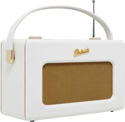 Radio numérique Roberts Revival iStream3 blanc