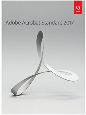Logiciel de photo/vidéo Adobe Acrobat 2017 Win