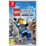 Jeux SWITCH WARNER Lego City Undercover