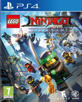 Warner lego ninjago the movie jeux ps4 boulanger - Ps4 pro boulanger ...