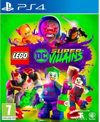 LEGO DC Super-Vilains PS4