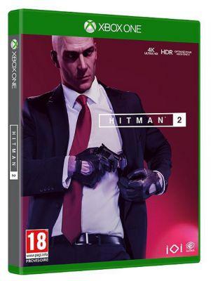 Jeu Xbox one warner hitman 2