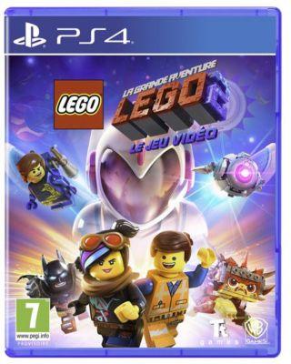 La grande aventure LEGO 2 Le Jeu Vid�o PS4
