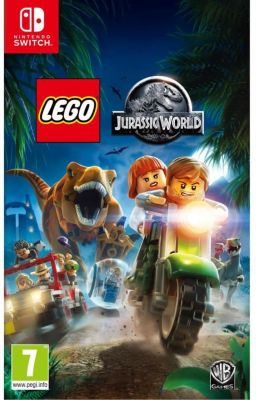 LEGO Jurassic World Nintendo Switch