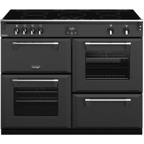Cuisinière STOVES RICHMOND DELUXE 110 EI ANTHRACITE