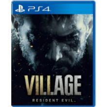 Jeu PS4 CAPCOM Resident Evil VILLAGE PS4