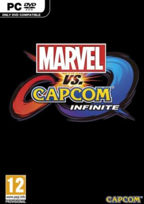 Jeu PC Capcom Marvel VS Capcom Infinite