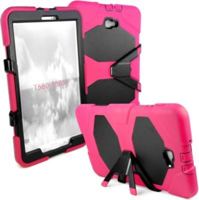 Tuff luv polycarbonate samsung galaxy tab a 10 1 for Housse tablette boulanger