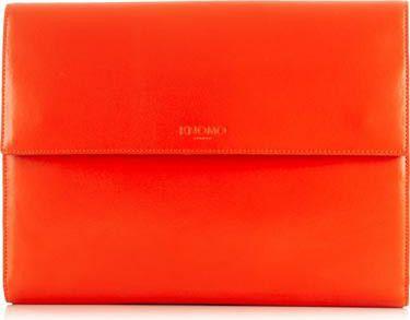 Etui tablette Knomo organizer 10' rouge