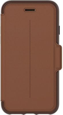 Etui Otterbox iphone 7/8 strada cuir marron anti-Choc