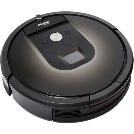 aspirateur traineau robot irobot roomba 980. Black Bedroom Furniture Sets. Home Design Ideas