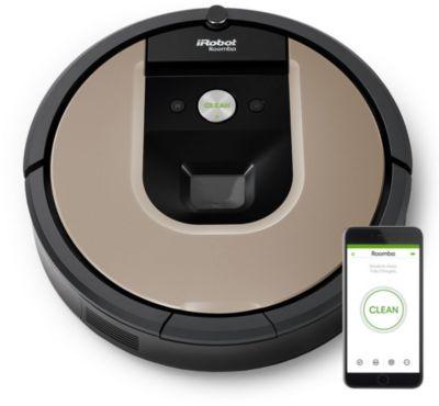 aspirateur robot irobot roomba 966 boulanger. Black Bedroom Furniture Sets. Home Design Ideas