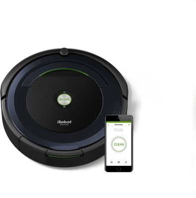 aspirateur robot irobot roomba 695 boulanger. Black Bedroom Furniture Sets. Home Design Ideas