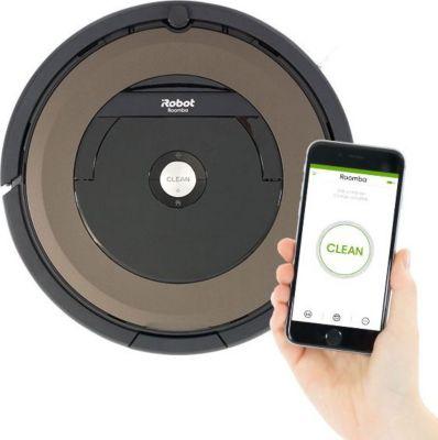 irobot roomba 895 aspirateur robot boulanger. Black Bedroom Furniture Sets. Home Design Ideas