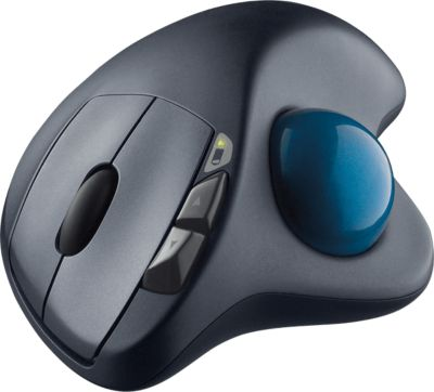 Souris sans fil Logitech M570 Wireless Trackball