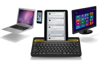 Clavier bluetooth iPad iPhone Android iOS